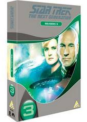 Star Trek - Next Generation: Season 3 (7 Disc Box Set) (New Packaging) on DVD