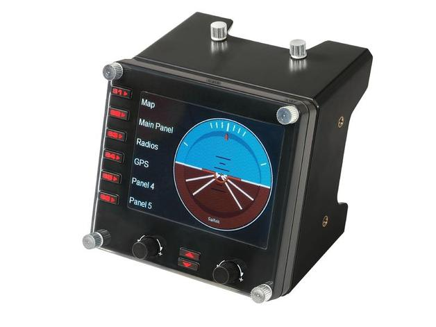 Logitech Pro Flight Instrument Panel for
