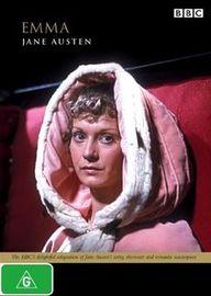 Emma (BBC) (2 Disc) on DVD image