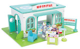 Le Toy Van: Village Hospital Play Set