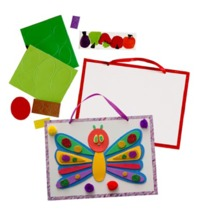 Eric Carle: Foam Characters - VHC & Butterfly