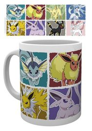 Pokemon Mug (Eevee Evolution)