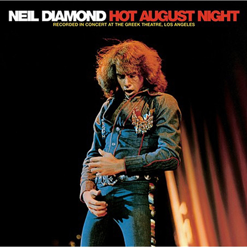Hot August Night (2LP) by Neil Diamond image