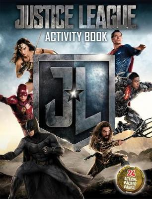 DC Comics: Justice League Activity Book