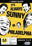 It's Always Sunny in Philadelphia - Seasons 1 & 2 (3 Disc Set) DVD