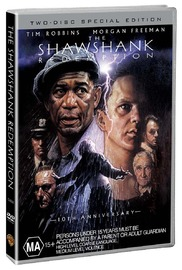 The Shawshank Redemption - Special Edition (2 Disc Set) on DVD