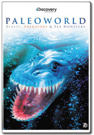 Paleoworld: Beasts, Predators & Sea Monsters (3 Disc Set) on DVD image