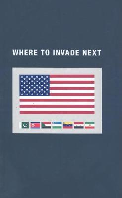 Where to Invade Next by Stephen Elliott image