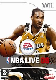 NBA Live 08 for Nintendo Wii image