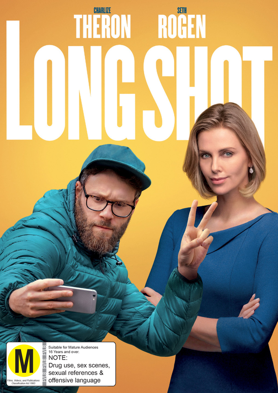 Long Shot on DVD