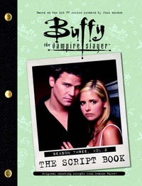 """Buffy the Vampire Slayer"" Script Book: Season 3, v. 2 image"