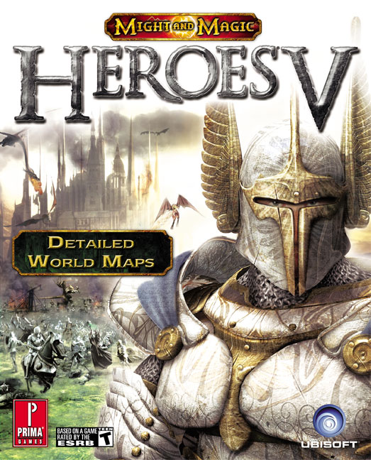 Heroes of Might and Magic V Official Prima Game Guide image