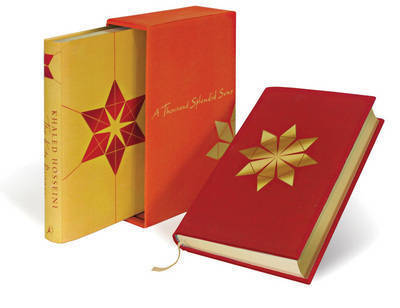 Khaled Hosseini Limited Edition Box Set: The Kite Runner and a Thousand Splendid Suns Signed Limited Edition by Khaled Hosseini