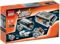 LEGO Technic: Power Functions Motor Set (8293)
