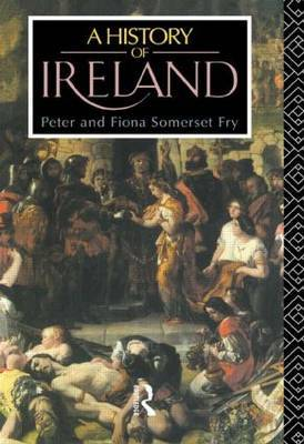 A History of Ireland by Edmund Curtis image