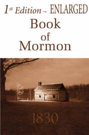 1st Edition Enlarged Book of Mormon image