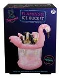 50 Fifty: Inflatable Ice Bucket - Flamingo