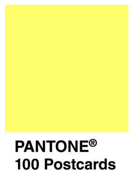 Pantone 100 Postcards (Postcard Box) by Chronicle Books
