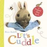 Peter Rabbit Let's Cuddle by Beatrix Potter