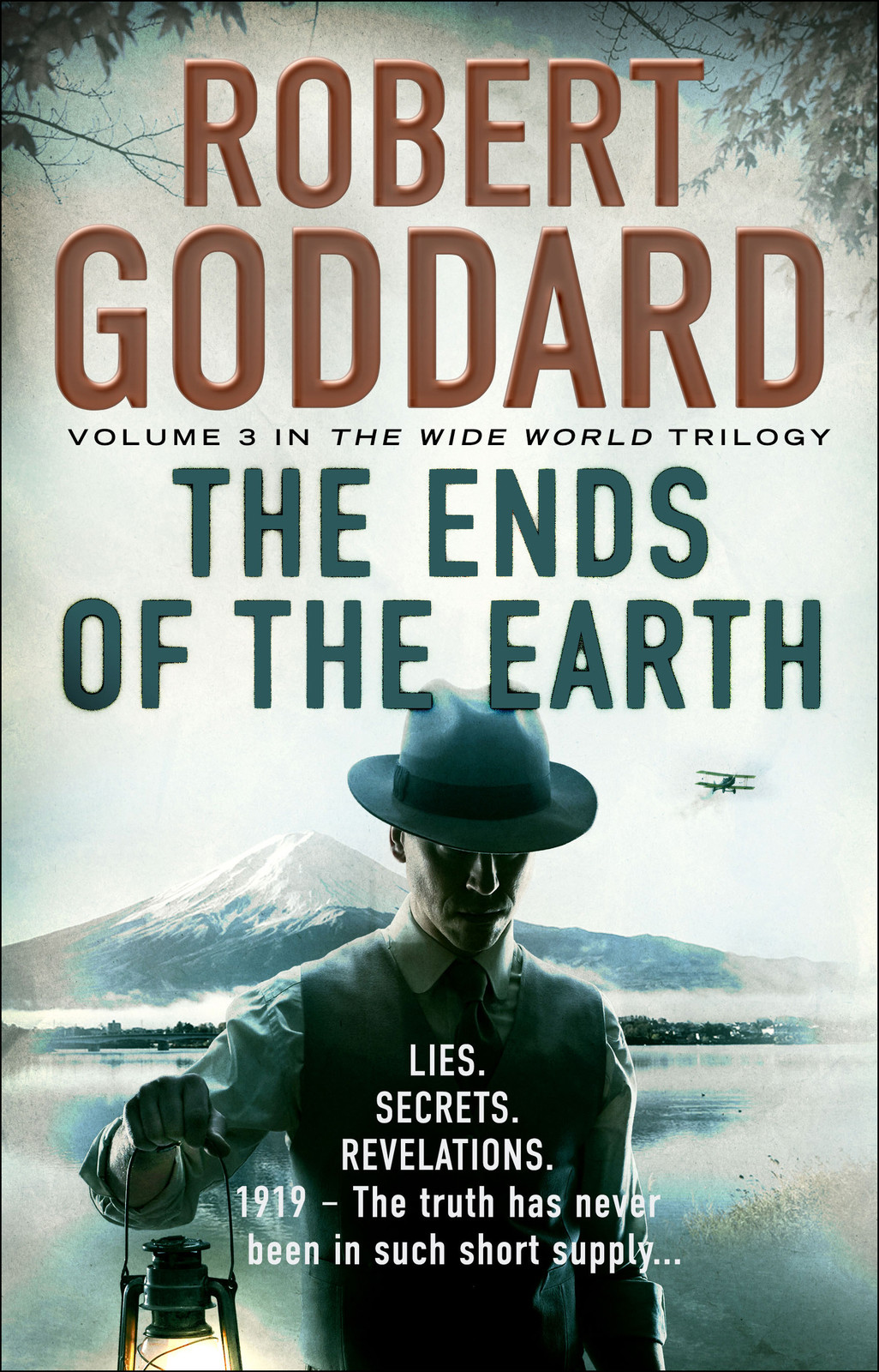 The Ends of the Earth by Robert Goddard image