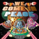 We Come in Peace - Board game