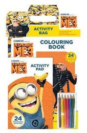 Despicable Me 3: Activity Bag