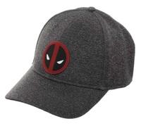 Marvel: Deadpool Rubber Weld - Flex Cap