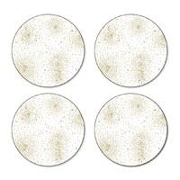 Sprinkle Coasters Round (Set/4)