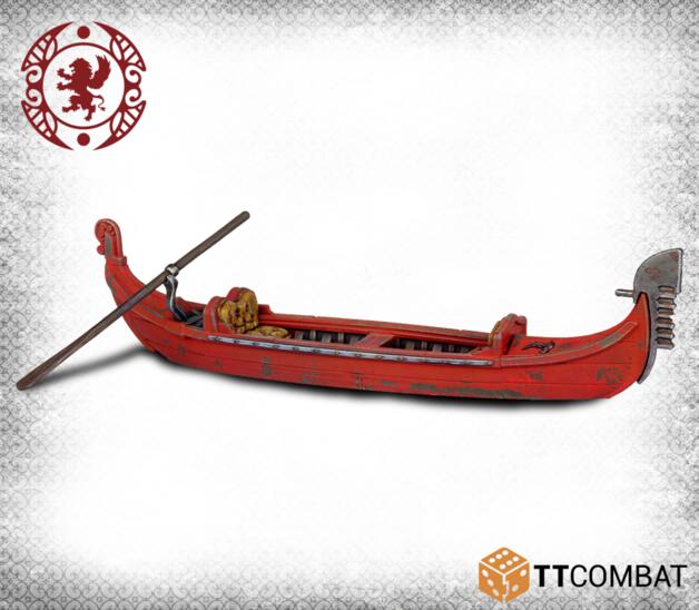 Carnevale: Terrain Piece - Gondola