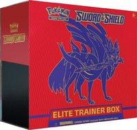 Pokemon TCG: Sword and Shield Trainer Box - Zacian