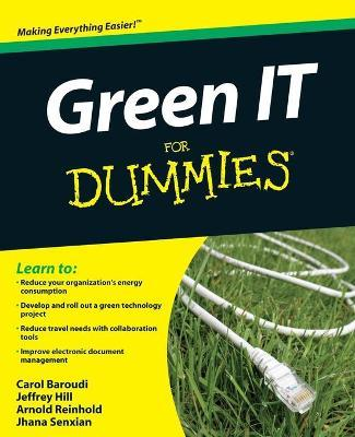 Green IT For Dummies by Carol Baroudi