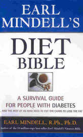 Earl Mindell's Diet Bible by Earl Mindell image