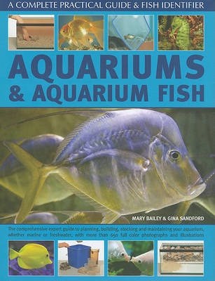 Aquariums and Aquarium Fish by Mary Bailey image