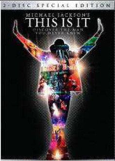 Michael Jackson: This Is It - Exclusive Collector's Edition on Blu-ray