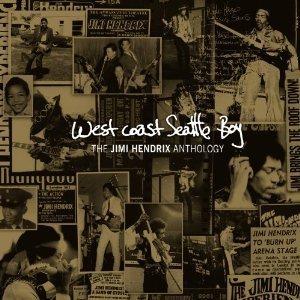 West Coast Seattle Boy: The Jimi Hendrix Anthology (4CD/DVD) by Jimi Hendrix