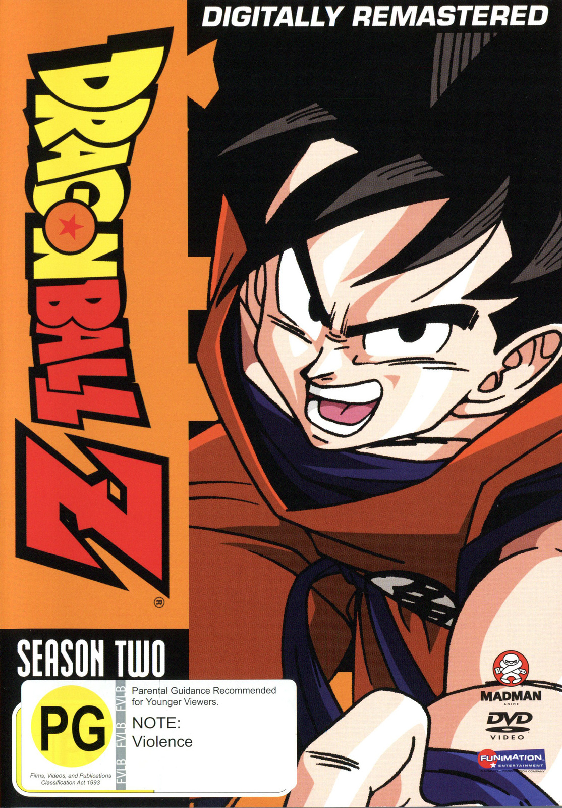 Dragon Ball Z - Season 2 on DVD image