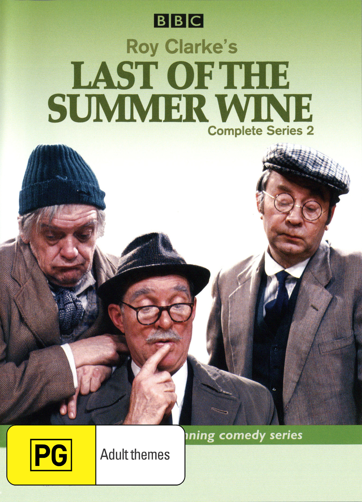 Last Of The Summer Wine (Roy Clarke's) - Complete Series 2 (2 Disc Set) on DVD image