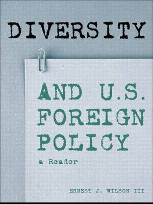 Diversity and US Foreign Policy