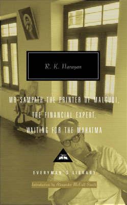 R K Narayan Omnibus Volume 2 by R.K. Narayan image