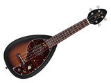 Vox VEU 33C Electric Ukelele with Speaker (Black Burst)