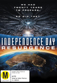 Independence Day: Resurgence on DVD