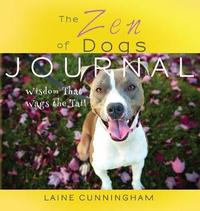 The Zen of Dogs Journal by Laine Cunningham image
