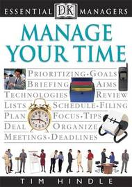 Manage Your Time by Tim Hindle image