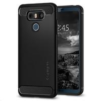 Spigen LG G6 Rugged Armor Case Black