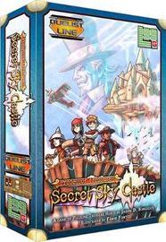 Professor Treasures Secret Sky Castle - Card Game