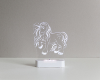 Aloka: Night Light - Magic Unicorn image