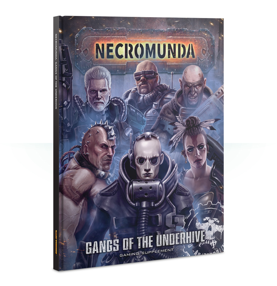 Necromunda: Gangs Of The Underhive image