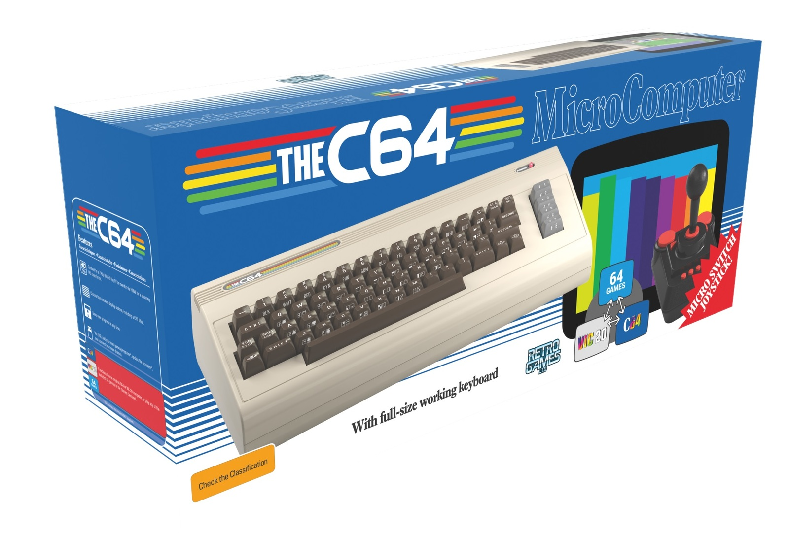 THEC64 Full Size Computer for  image