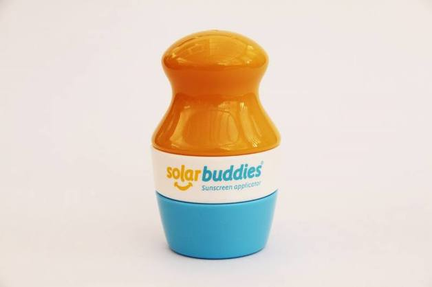 Solar Buddies - 1 Solar Buddie with 1 replacement cap - yellow