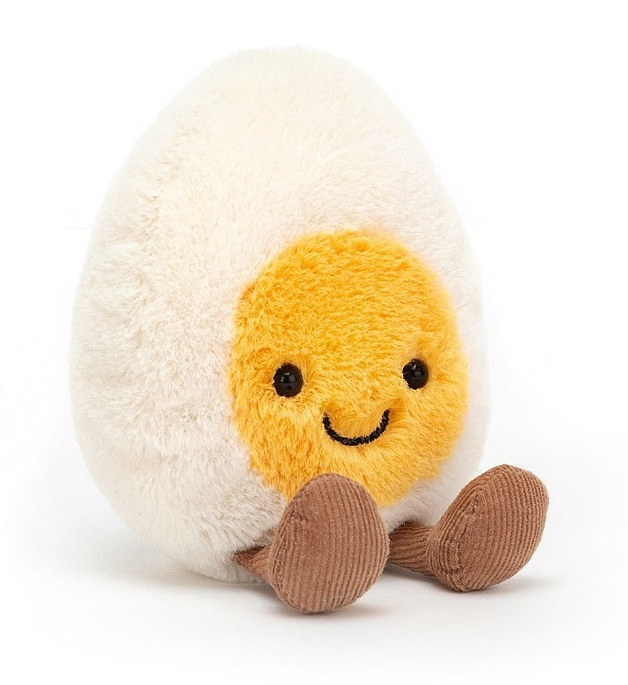 Jellycat: Amuseable Boiled Egg - Small Plush